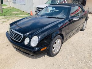 1997 - 2003 MERCEDES CLK (PARTS ONLY) 1998; 1999; 2000; 2001; 2002 for Sale in Dallas, TX