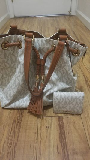 Michael Kors purse and wallet for Sale in Stockton, CA