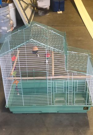 preview hendryx Small bird cage for Sale in Tolleson, AZ
