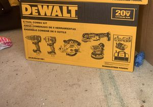 Brand new dewalt with the battery for Sale in Silver Spring, MD