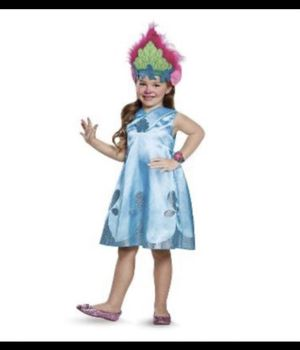 Sparkly Poppy Trolls Halloween costume for Sale in National City, CA