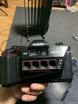 Nishika n8000 3D film camera for Sale in Renton, WA