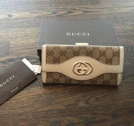 Authentic Gucci wallet for Sale in Mount Rainier,  MD