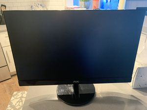 "21"" AOC LED Monitor for Sale in Littleton, CO"
