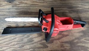 NEW MILWAUKEE M18 BRUSHLESS CHAINSAW for Sale in Greenville, SC