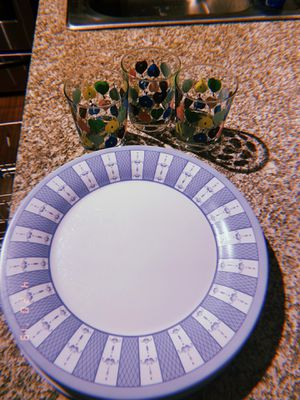 Plates & Glasses for Sale in Portland, OR