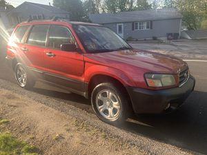 2004 Subaru Forester AWD for Sale in Johnston, RI