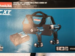Mikita two piece combo kit model number CT232 for Sale in Opa-locka, FL