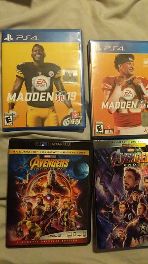 Madden bundle for Sale in Downey, CA