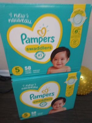 Pampers swaddlers for Sale in Arlington, TX