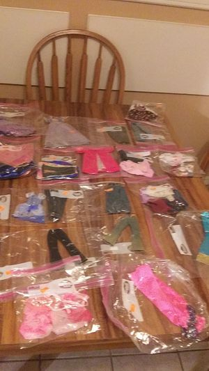 Barbie clothes for Sale in Belton, SC