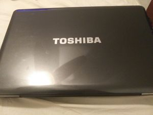 """TOSHIBA SATELLITE L505-S6946 15"""" LAPTOP -- DOES NOT TURN ON, SOLD AS IS for Sale in Davie, FL"""