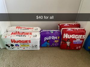 Huggies for Sale in Boca Raton, FL