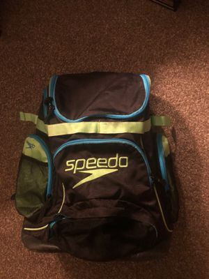 Large Speedo sporting bag for Sale in East Gull Lake, MN