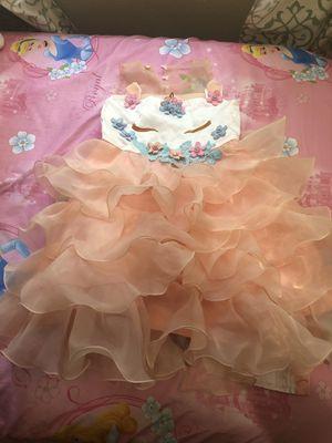 Unicorn ruffled lace dress brand new for Sale in Chula Vista, CA
