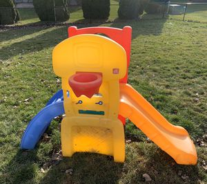 Step 2 slide and climber for Sale in Louisville, OH