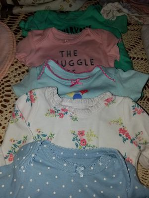 Baby Girl Clothes - Newborn to 6 months for Sale in Portland, OR