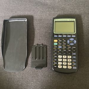 Used TI-83 Plus Texas instrument for Sale in Watsonville, CA