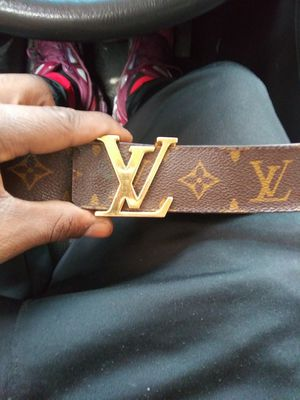 Louis vuitton belt for Sale in Detroit, MI