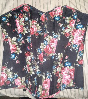 Floral corset for Sale in Cheyenne, WY