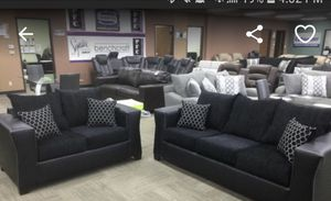 I Furniture sofa and El Rio furniture finance available down payment $39 1456 belt line rd suite 121 Garland tx 75044 Open from 9:30-8:30 for Sale in Richardson, TX