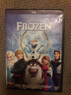 Frozen dvd for Sale in Buena Park, CA
