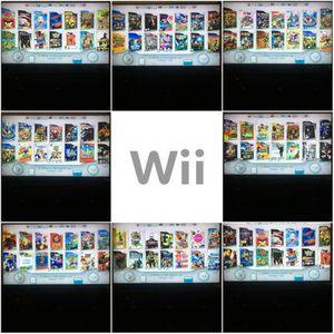 Modded Nintendo Wii ( Hacked Wii, Jailbroken Wii, Custom Firmware Wii) for Sale in Sylmar, CA