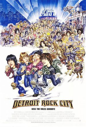 Detroit Rock City Movie Theater Poster! for Sale in Traverse City, MI