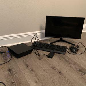 Starter Pc Set Up for Sale in Seffner, FL