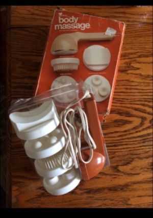 Vintage Windmere thermal plus body massager for Sale in Hazleton, PA