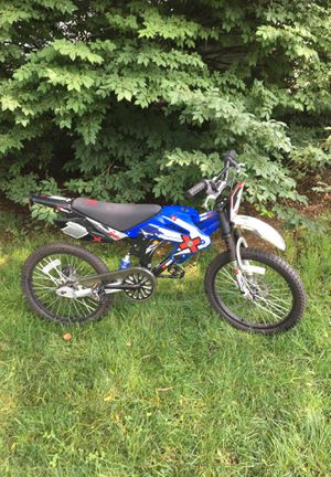 Dirt bike themed bicycle. for Sale in Selinsgrove, PA