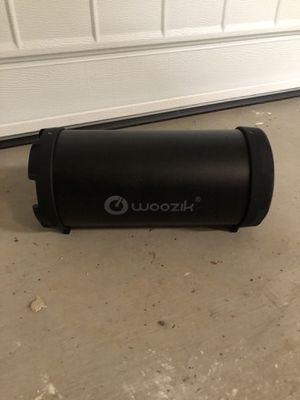 Woozik Bluetooth Speaker for Sale in Gilbert, AZ