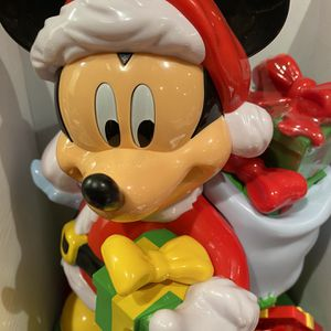 Disney Mickey Mouse Santa Candy Dispenser! Brand New! for Sale in Morrow, GA