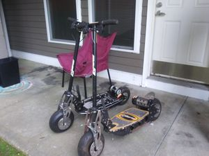 BladeZ electric scooters for Sale in Tiverton, RI