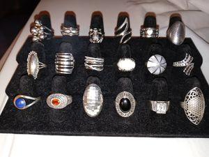 Silver 925 size 8 for Sale in La Vergne, TN