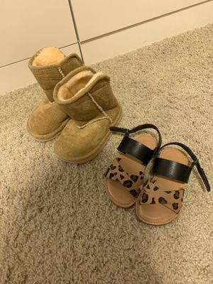 Baby Girl Shoes for Sale in Las Vegas, NV