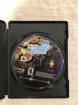 Little Big Planet PS3 game for Sale in Rancho Santa Fe, CA