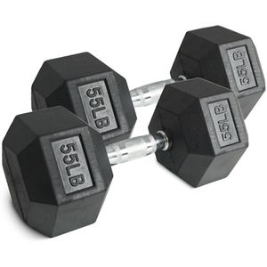 55lbs dumbbells set for Sale in Seattle, WA