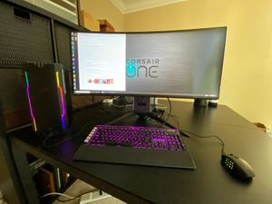 Alienware 34 in Curved Gaming Monitor for Sale in Placentia, CA