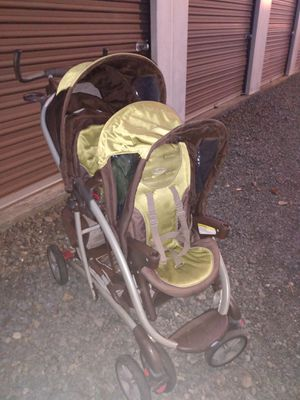 Graco double stroller $80 for Sale in Tobaccoville, NC