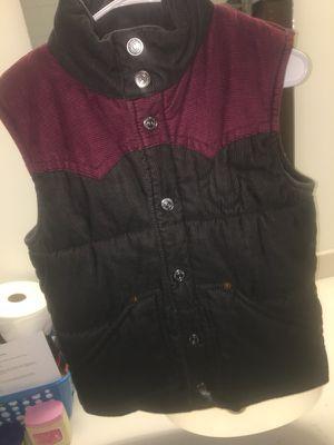 True Religion Vest for Sale in Washington, DC