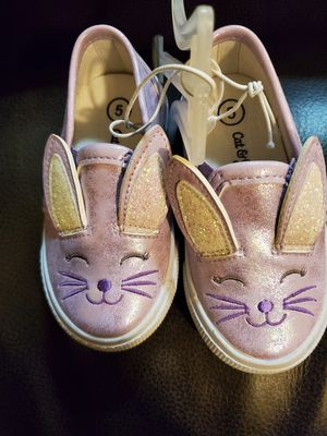 Cat and Jack shoes size 5 toddler for Sale in Bell Gardens, CA