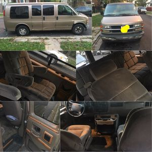 $2500 chevy express van for Sale in Chicago, IL