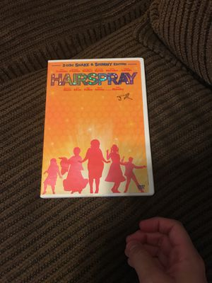 $7 hairspray cd/ dvd movie for pick up only for Sale in Los Angeles, CA