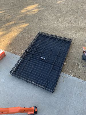 large dog crate for Sale in Temecula, CA