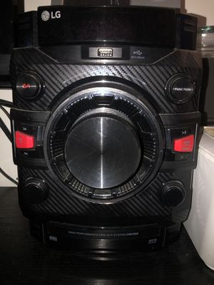 LG Bluetooth Sound System for Sale in Newport News, VA