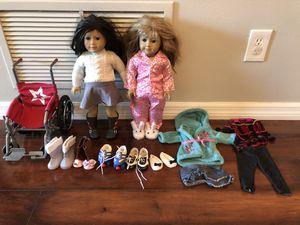 2 American Girl Dolls for Sale in Tierra Verde, FL