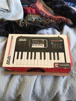 Akai Synth Station 25 MIDI Controller for Sale in San Dimas, CA