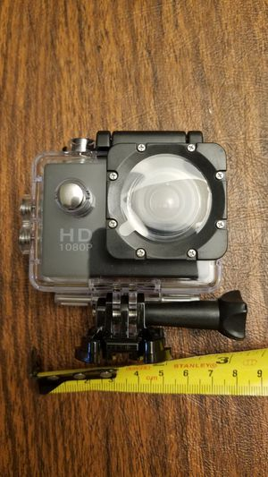 GoPro hero style waterproof action camera for Sale in Tampa, FL