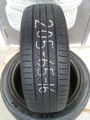 One used 205 65 16 Hankook tire for Sale in Jacksonville, FL